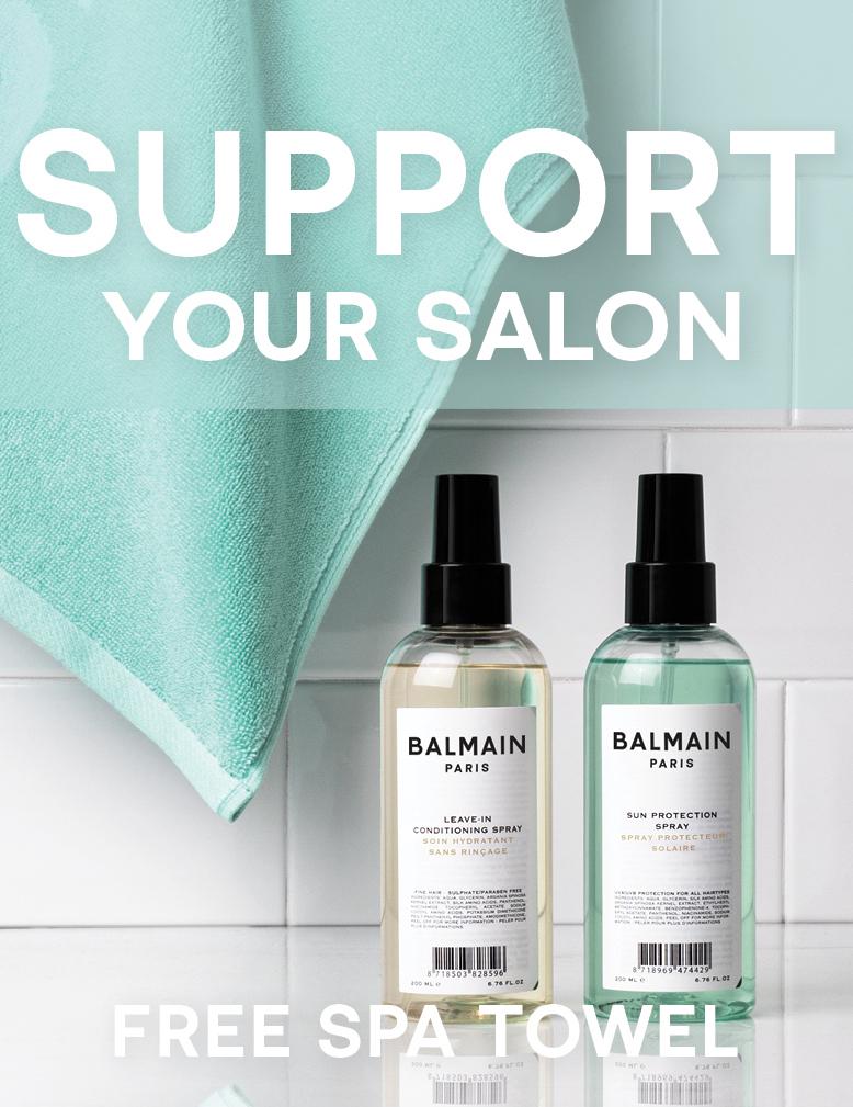#Creatief ondernemen: support your salon program