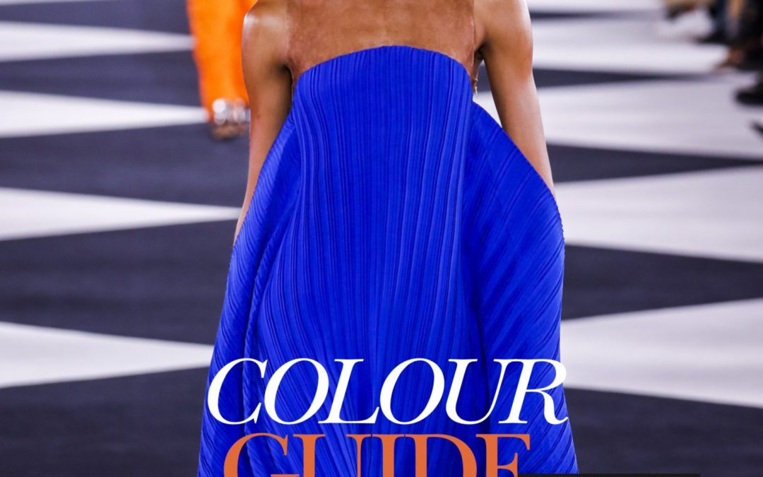Colour Guide S/S 20