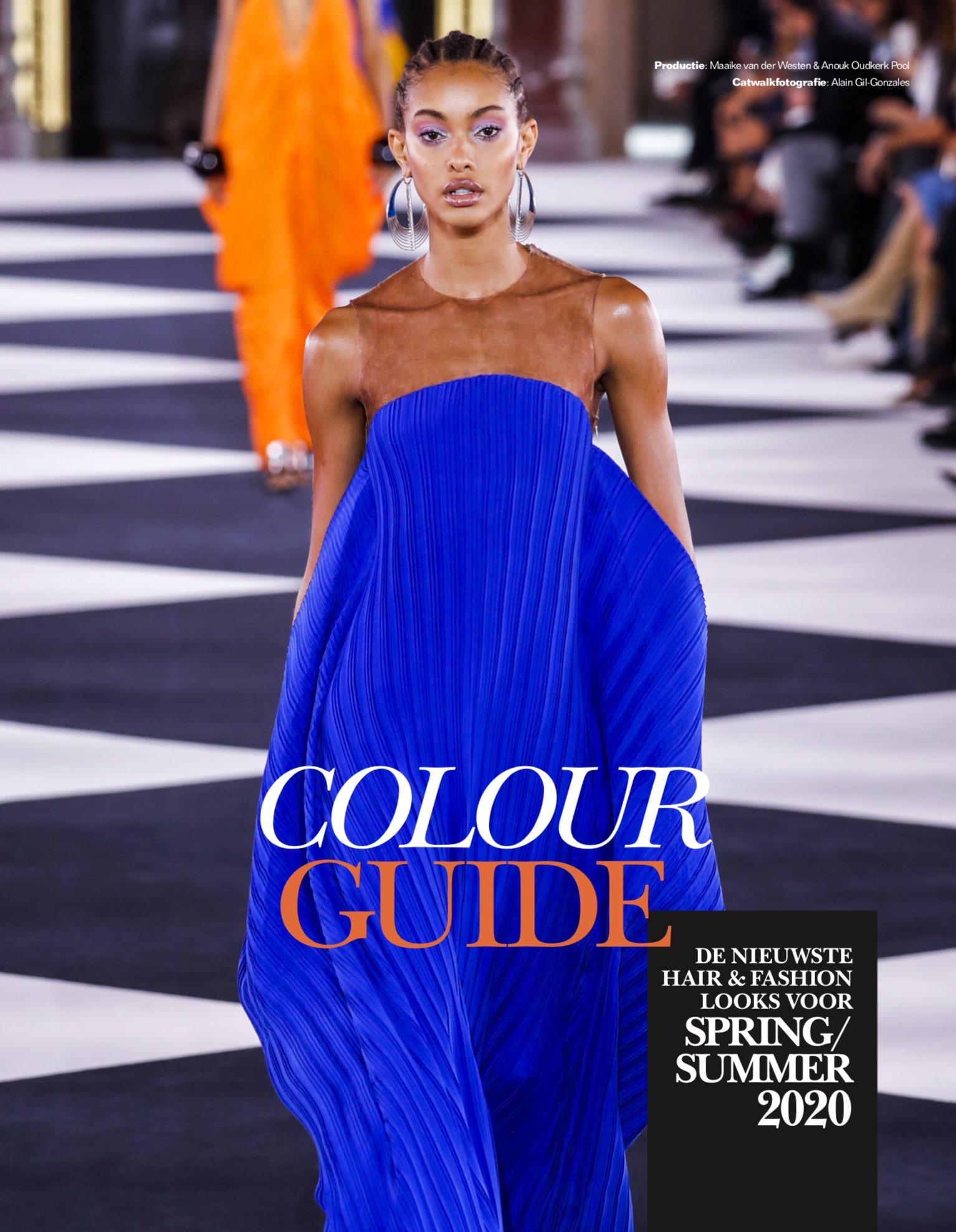 Colour Guide S/S 20
