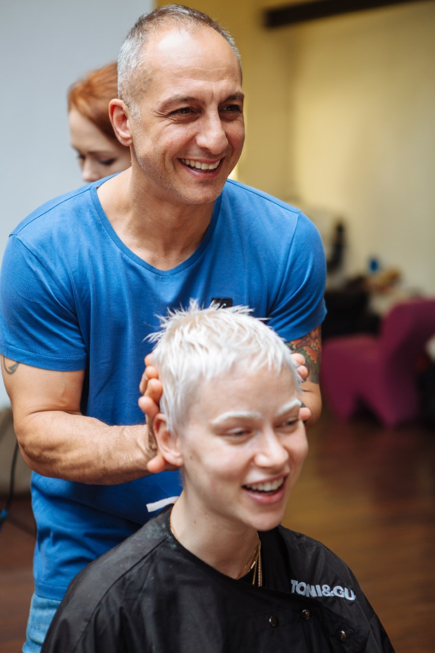 #hairdressers at home: 5 tips van T&G Artistic Director Cos Sakkas