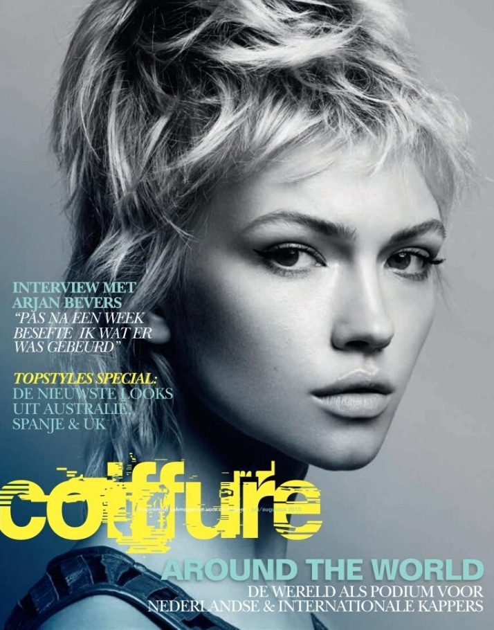 COIFFURE WINT COVER OF THE DECADE