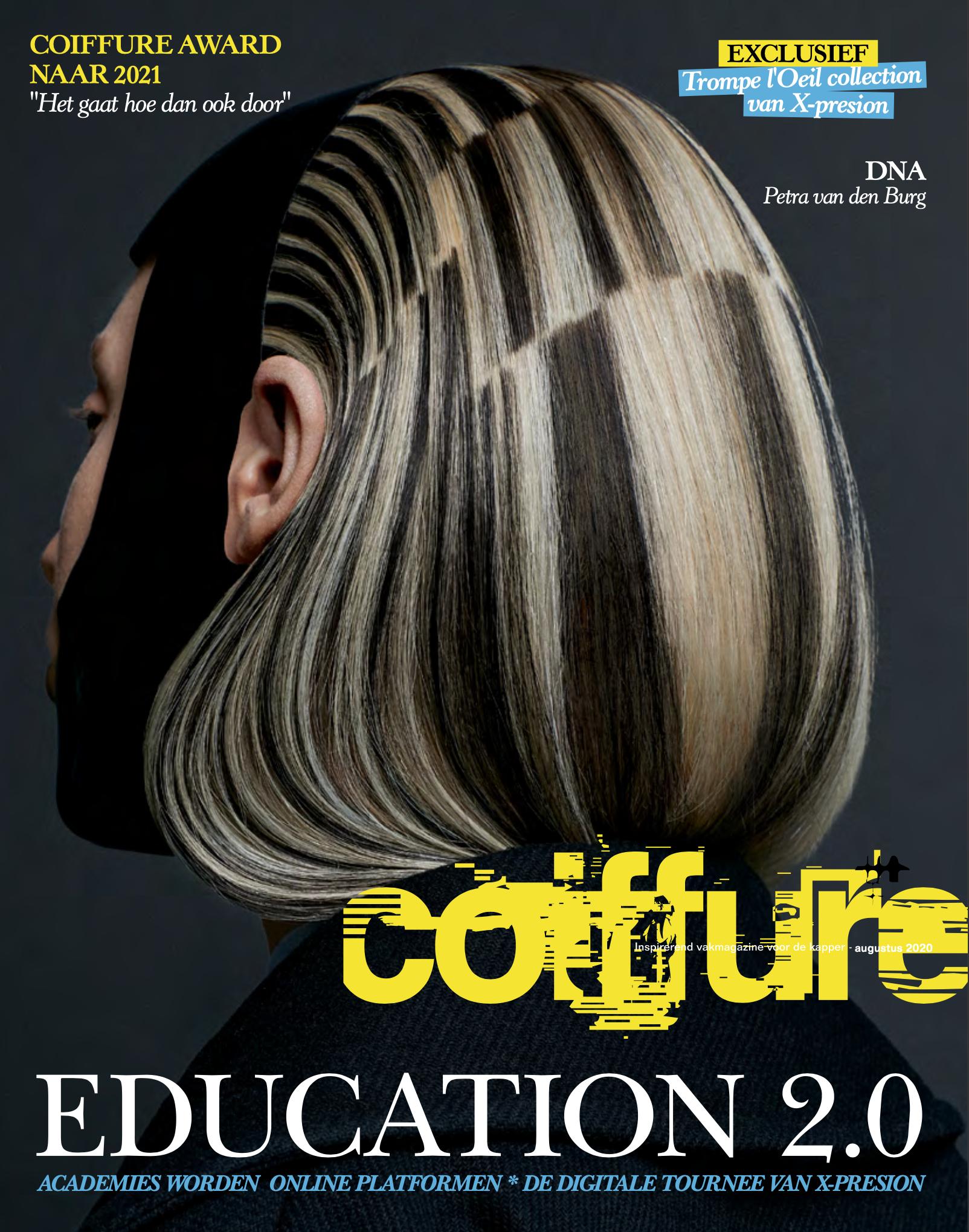 Nieuwe zomereditie Coiffure: Education 2.0