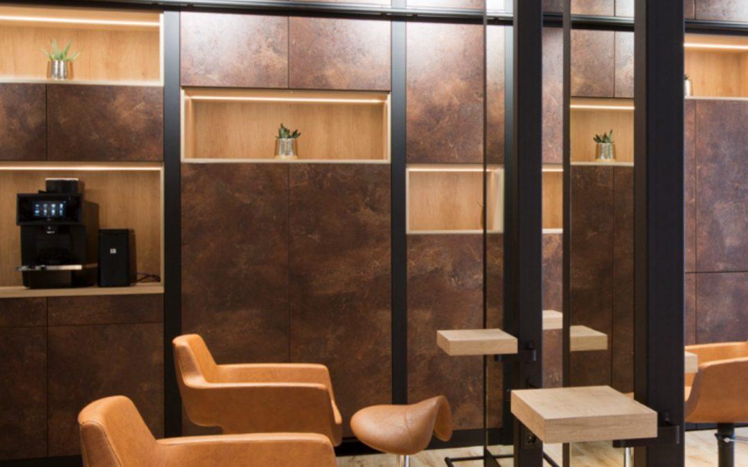Stoer & elegant: HAIRSTUDIO RAYZERS