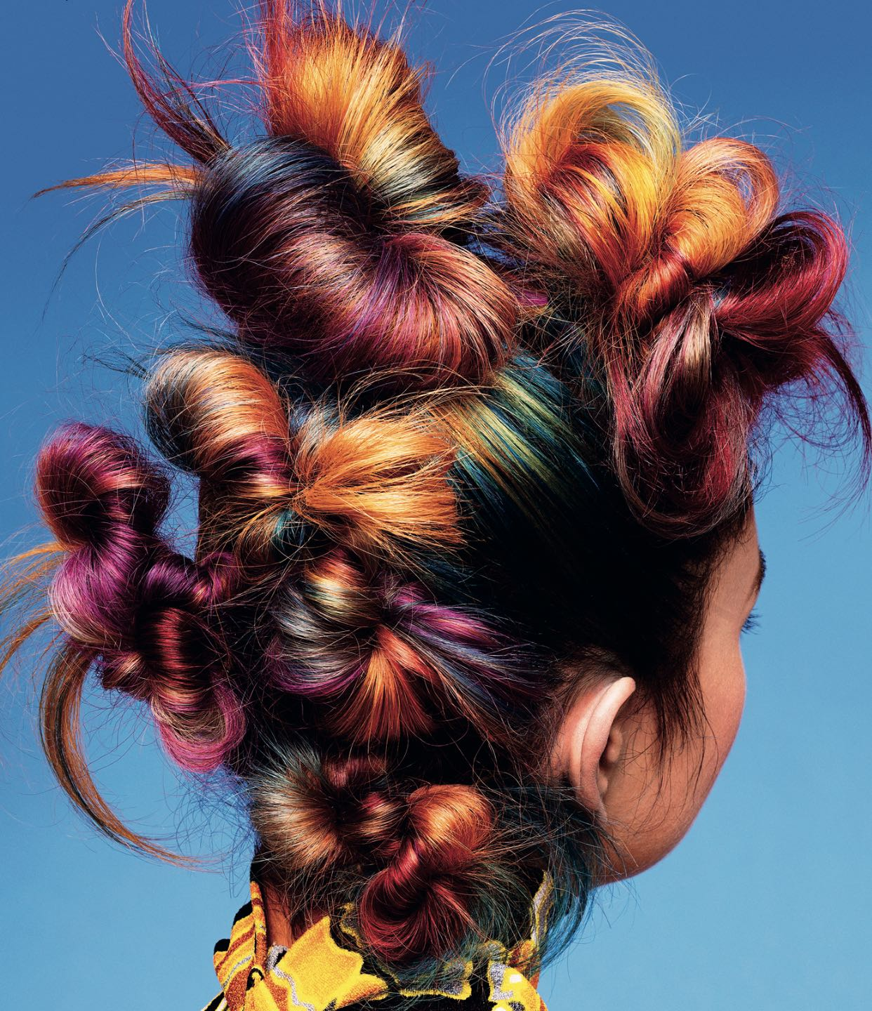 COIFFURE AWARD Master of Colour Guide